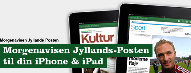 Morgenavisen Jyllands-Posten til din iPhone & iPad